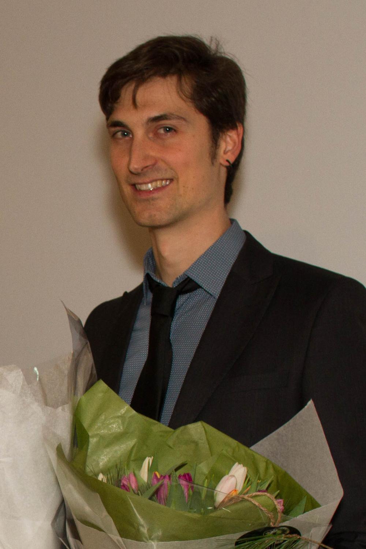 Gabriel Balaban (Photo: Simula/Karoline Hagane)