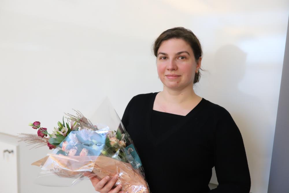Ioana Livadariu has defended her PhD