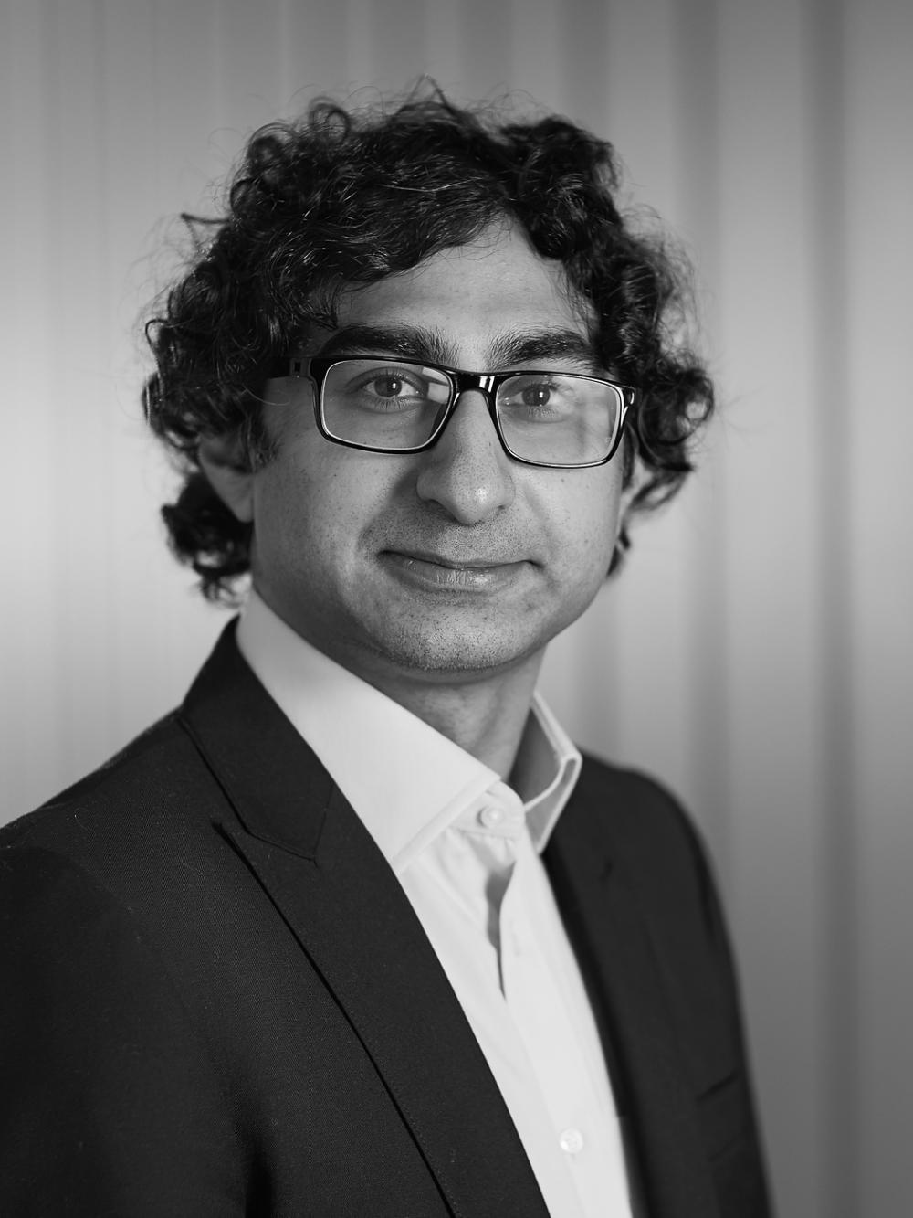 Shaukat Ali (Photo: Bård Gudim)
