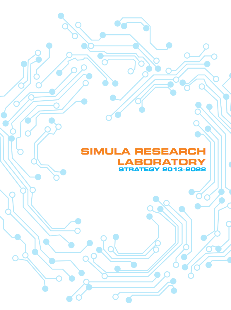 Simula strategy document 2013-2022