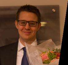 Øyvind Evju defends his thesis