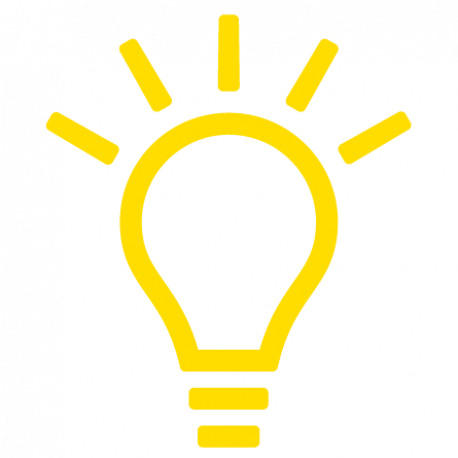 Innovation light bulb