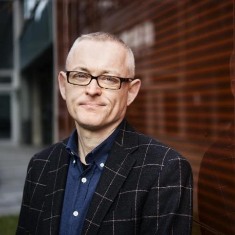 Head of Simula@UiB, Professor Kjell J. Hole