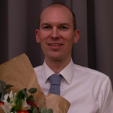 Erik Rogstad has defended his PHD
