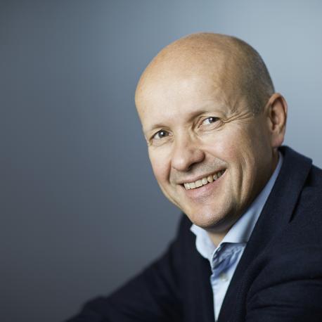 Professor Olav Lysne (Photo: Simula/Bård Gudim)