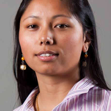 Dr. Sabita Maharjan (Photo: Sverre Jarild)