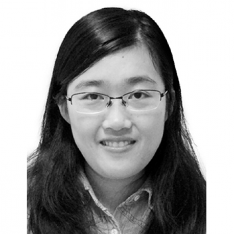 Man Zhang defended her PhD