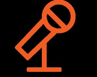 Microphone (Illustration: Simula/LandApril)