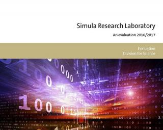 The Research Council of Norway's 2016/2017 evaluation of Simula