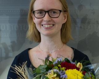 Siri Kallhovd (Photo: Simula/Karoline Hagane)