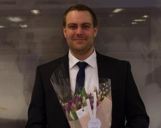 Henrik Nicolay Finsberg (Photo: Simula)