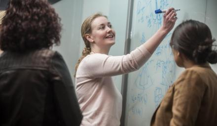 Marie Rognes, Head of BioComp at Simula. (Photo: Sverre Jarild/Simula)