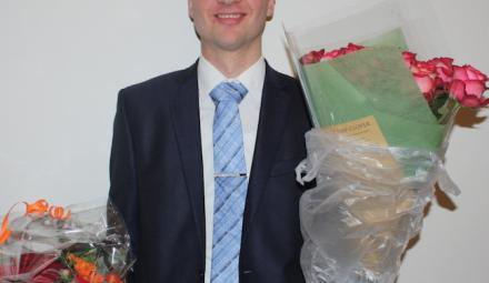 Dr. Erik Løhre