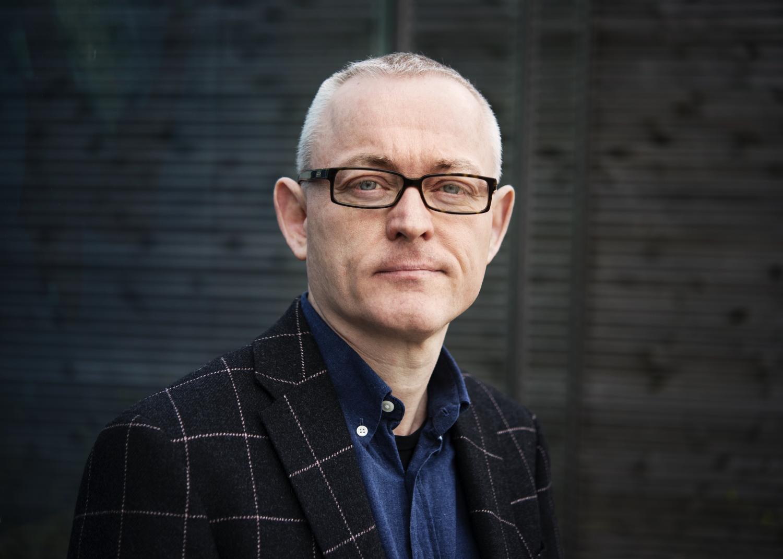 Professor Kjell Jørgen Hole (Simula/Vegard Fimland)