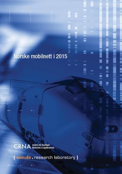 CRNA Report on the Robustness of Mobile Networks