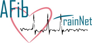 AFib-TrainNet logo