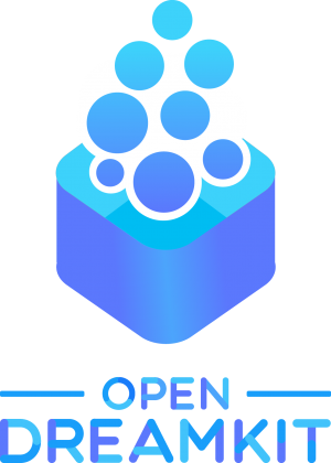 Open Dreamkit logo