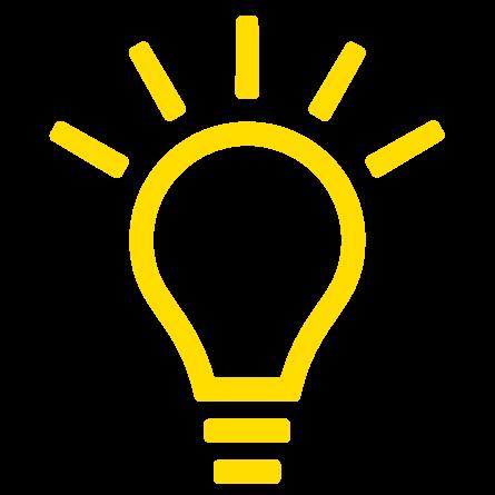 Innovation light bulb