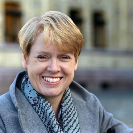 Marianne Aasen. (Photo: The Norwegian Labour Party/Flickr)
