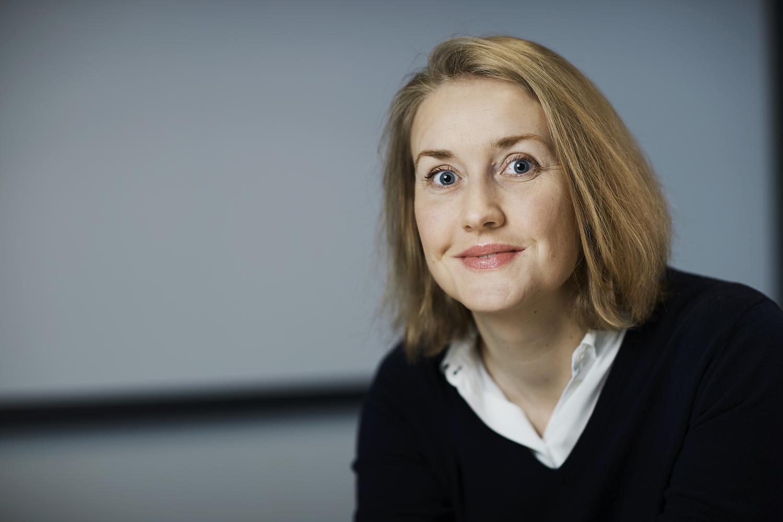 Marie Rognes. Photo: Simula/Bård Gudim