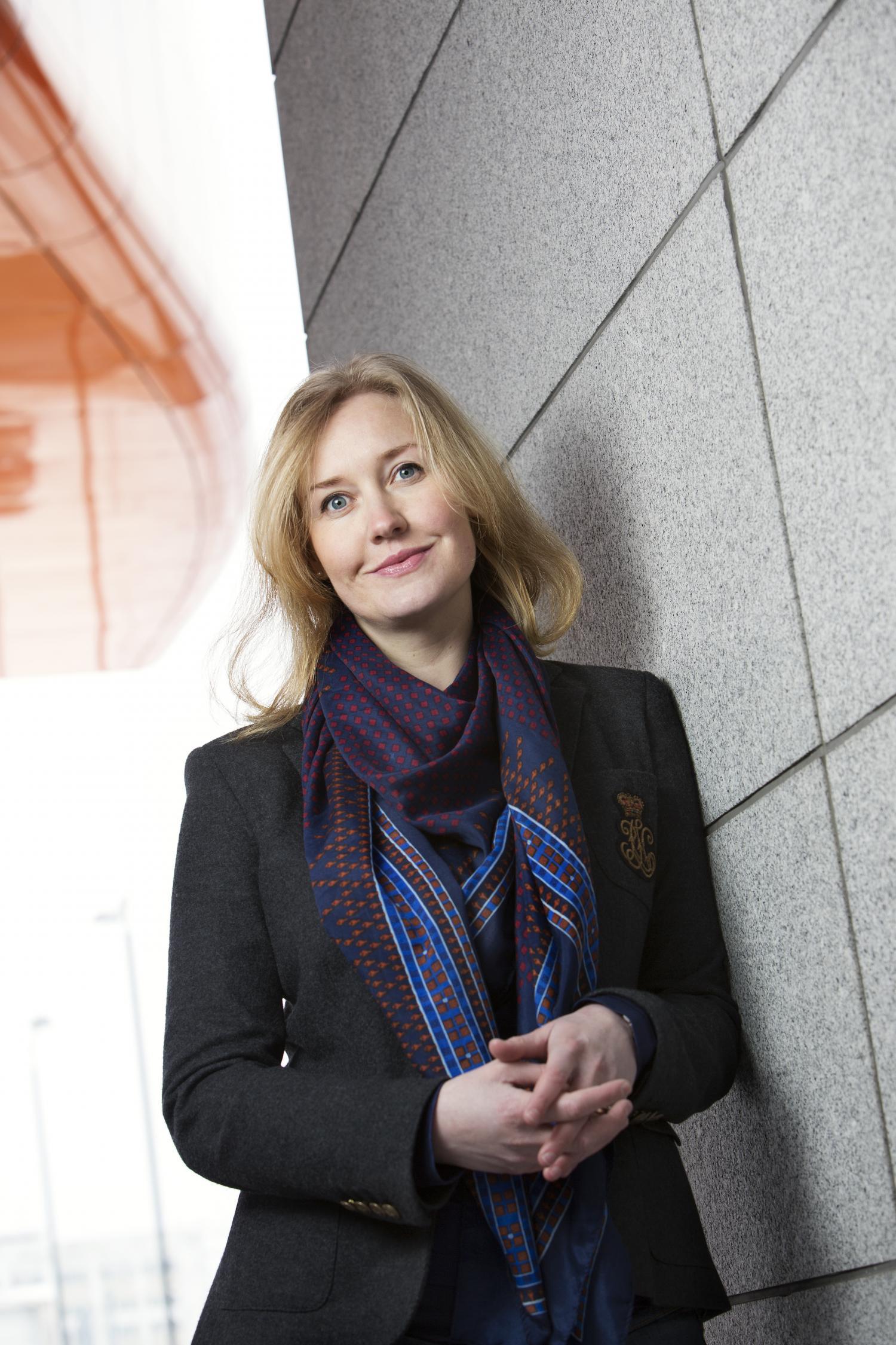 Marie E. Rognes. Photo: Simula/Sverre Jarild
