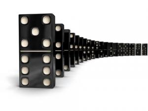 Dominoes (Illustration: Colourbox)